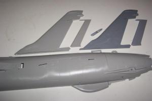 Cutting Edge 1 32 F 105d Fin Rudder
