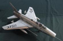 Trumpeters's 1/32 F-100 Super Sabre